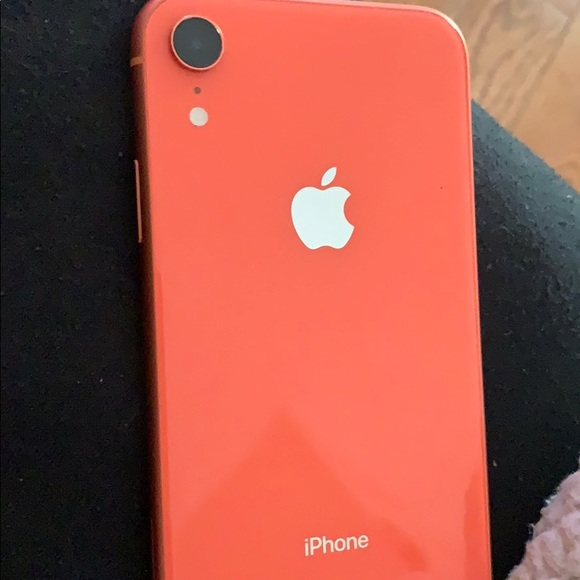 Apple Iphone Other Iphone Xr Coral Color Poshmark